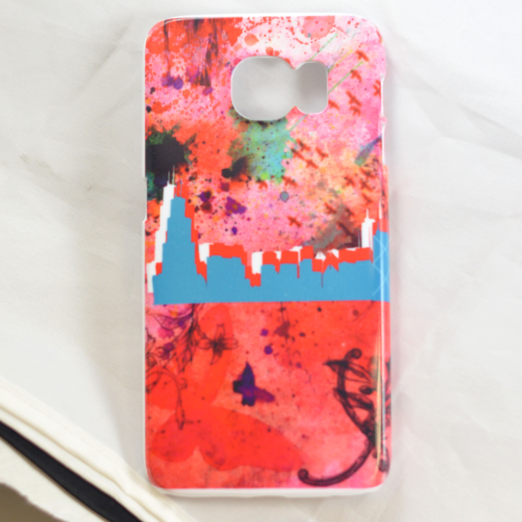Chicago Dye - Phone Case - Aspireimaginary