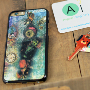 A Step in Time - Phone Case - Aspireimaginary