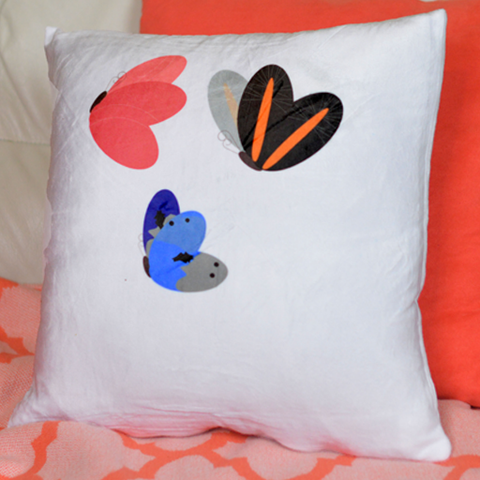 Spring Butterflies - Pillowcase