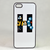Letter H - Phone Case - Aspireimaginary