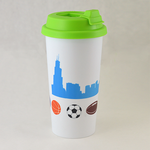 Chicago Sports - Double Wall Tumbler