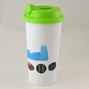 Chicago Sports - Double Wall Tumbler - Aspireimaginary