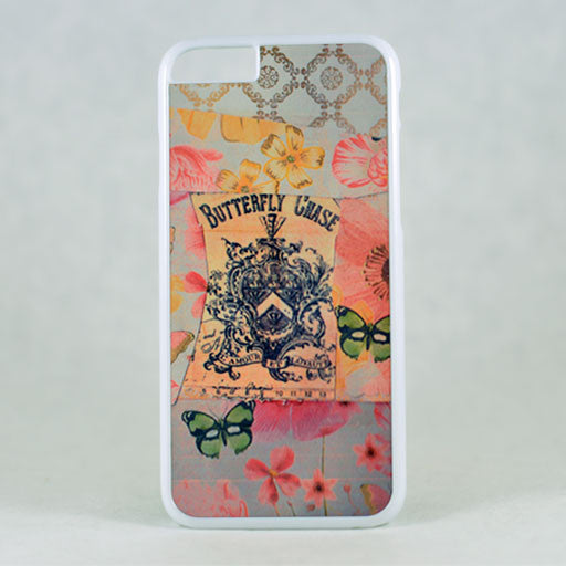 Butterfly Chase - Phone Case - Aspireimaginary
