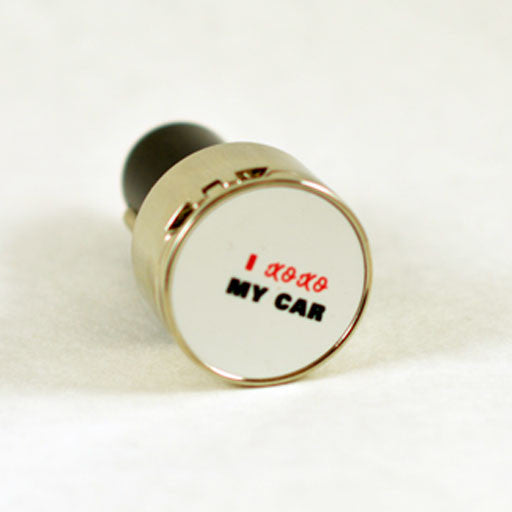I XOXO MY Car - USB Car Charger - Aspireimaginary