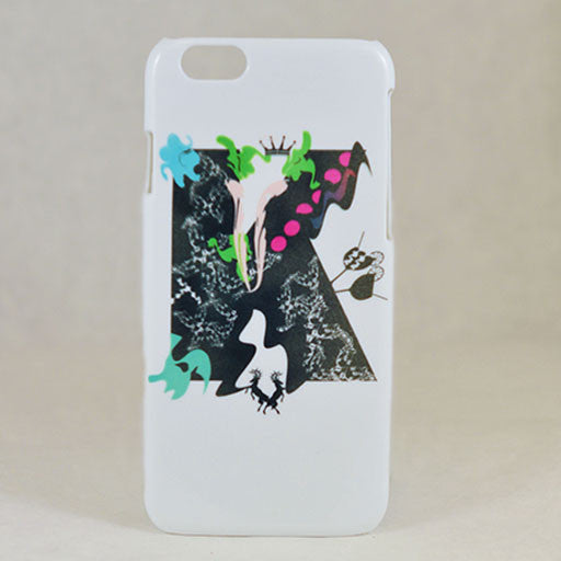 Letter K - Phone Case - Aspireimaginary