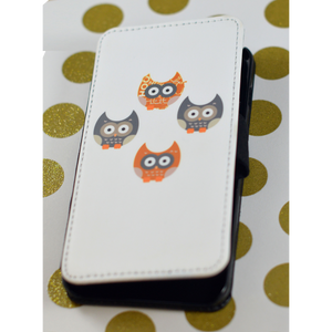 Flock of Owls Phone Case