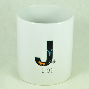 July Horoscope Mug - Aspireimaginary