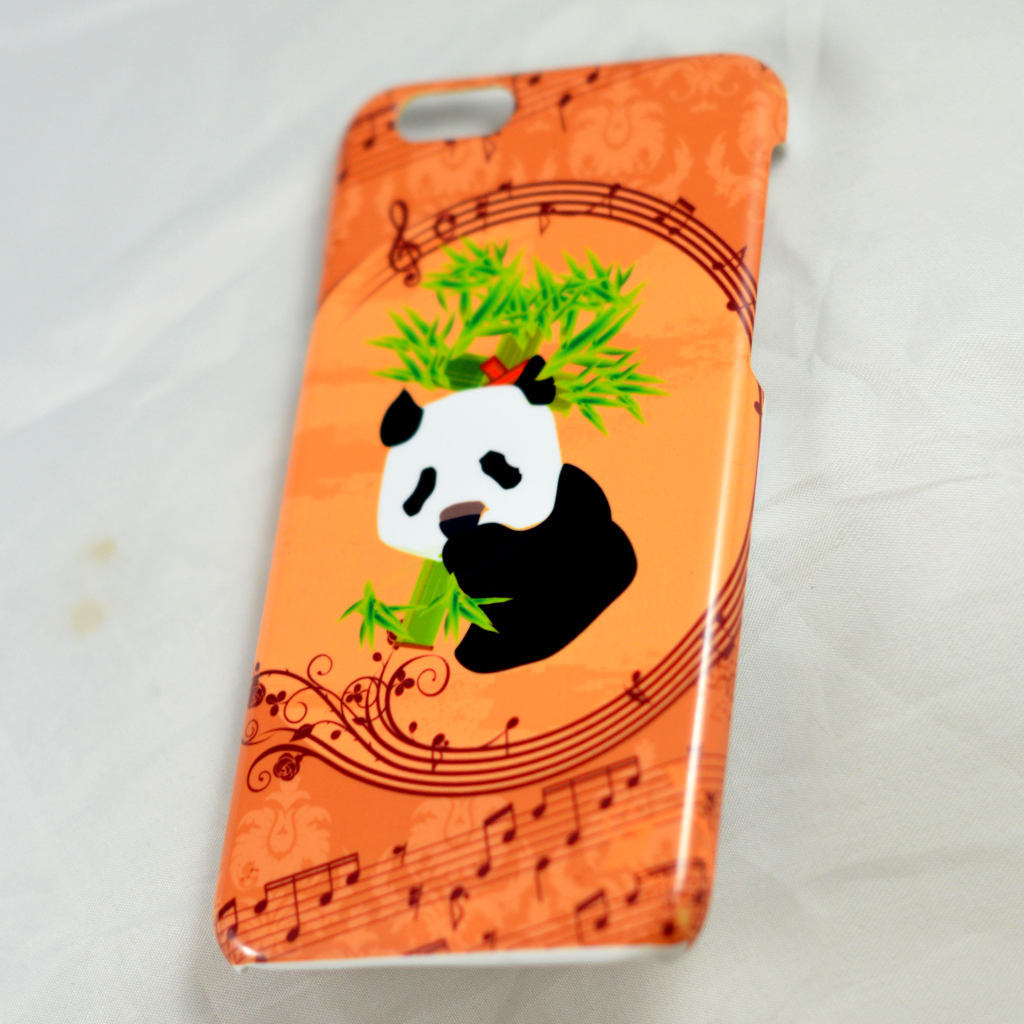 Panda Music - Phone Case