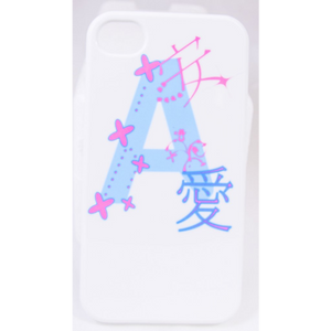 Letter A, Chinese Inspired - Phone Case - Aspireimaginary