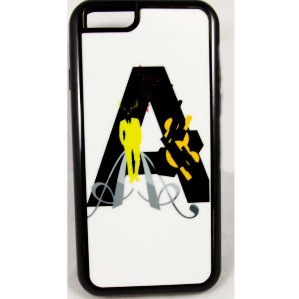 Letter A, Fashionable - Phone Case - Aspireimaginary