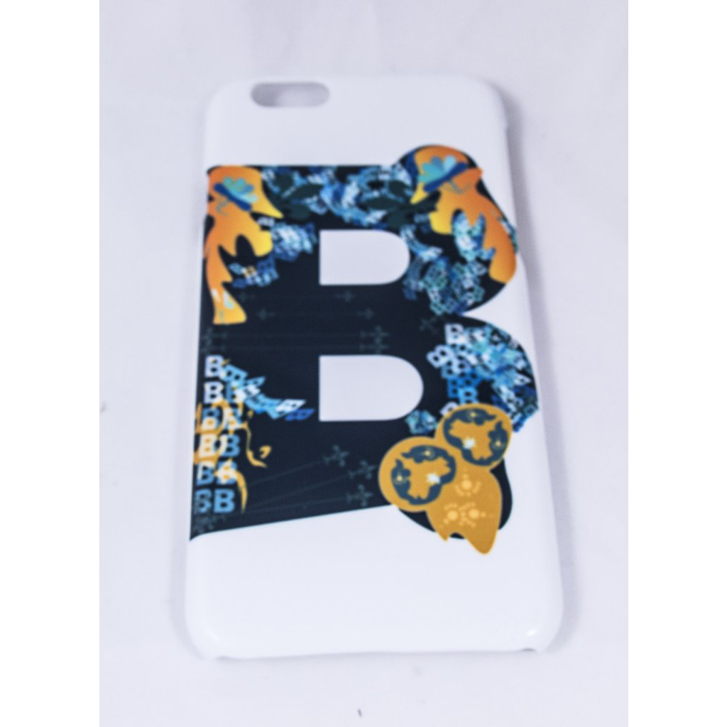Letter B - Phone Case - Aspireimaginary