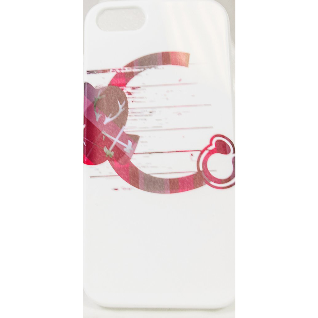 Letter C, Flannel - Phone Case - Aspireimaginary