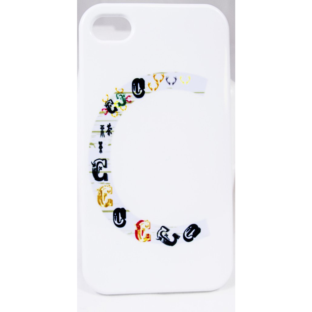 Letter C, Wild West - Phone Case - Aspireimaginary