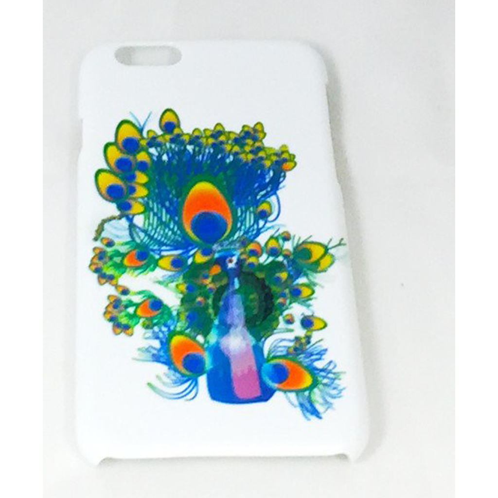 Peacock - Phone Case - Aspireimaginary