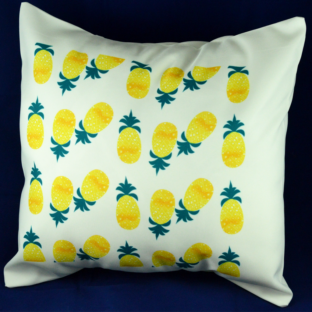 Pineapple - Pillowcase - Aspireimaginary