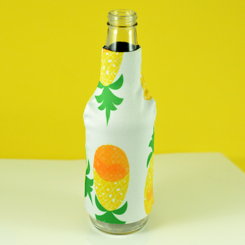 Pineapple - Beer Koozie