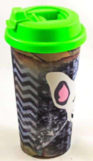 French Bonjour College Double Wall Tumbler - Aspireimaginary