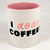 I XOXO Coffee Mug - Aspireimaginary