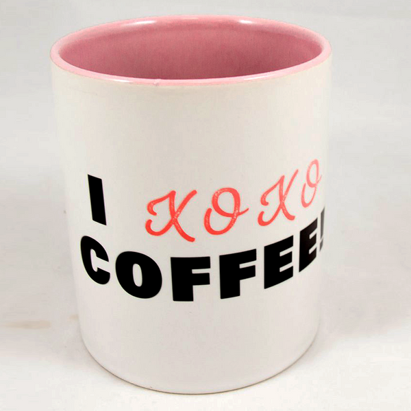 I XOXO Coffee Mug