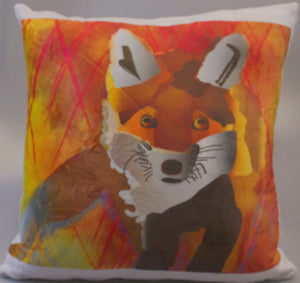 LookingFox Pillow - Aspireimaginary
