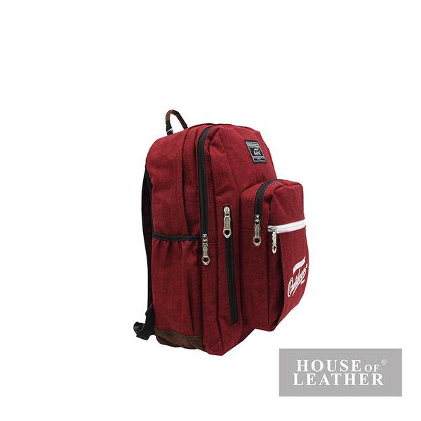 OUTDOOR RANGER Back to school YO-17311 Backpack - RED