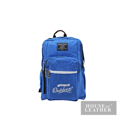 OUTDOOR RANGER Back to school YO-17311 Backpack - BLUE