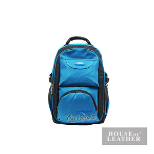 OUTDOOR RANGER Back to school YO-17801  Backpack - Blue