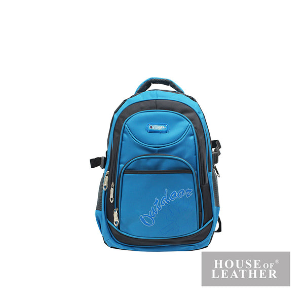 OUTDOOR RANGER Back to school YO-17803 Backpack - Blue