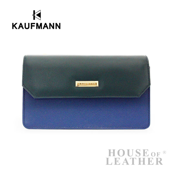 KAUFMANN MILA 2 in 1 Sling Bag -YS-49-35-1742-NAVY BLUE