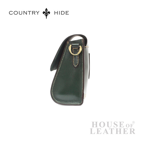 COUNTRY HIDE PERRY 96539 SLING BAG - GREEN