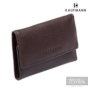 KAUFMANN Genesis K6145-1 Key Holder - Brown - Leatherhouse2u  - 1
