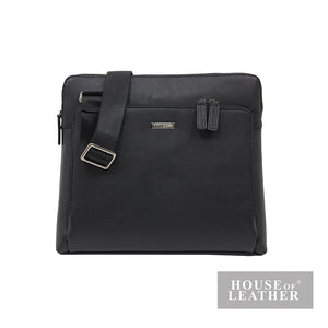 KAUFMANN DAVISON YS-32-29-1777 SHOULDER BAG - BLACK