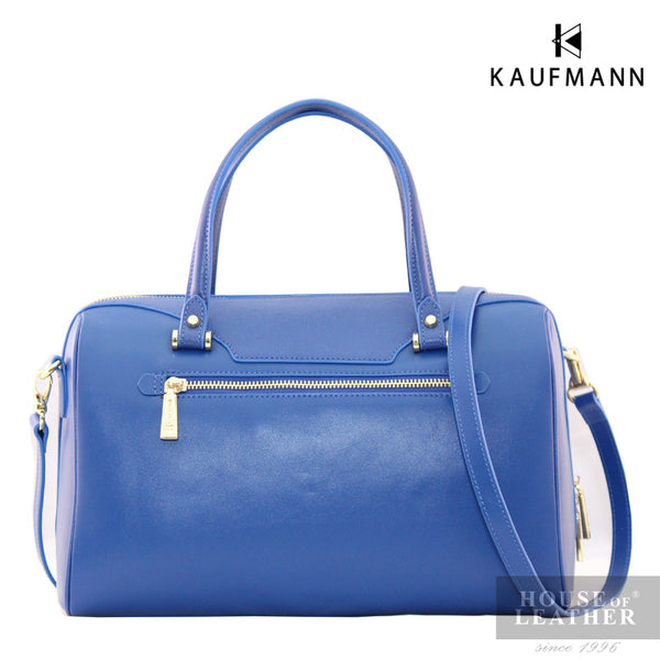 KAUFMANN Vesper KLB0006-2 Handbag With Sling - Blue - Leatherhouse2u  - 3