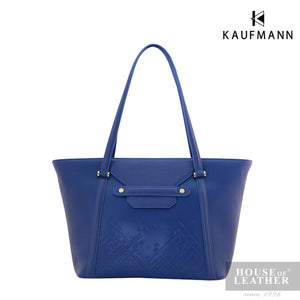 KAUFMANN Vesper KLB0006-3 Shoulder Bag - Blue - Leatherhouse2u  - 2