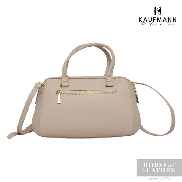KAUFMANN Stacey KLB0009-2 Handbag With Sling - Beige - Leatherhouse2u  - 3