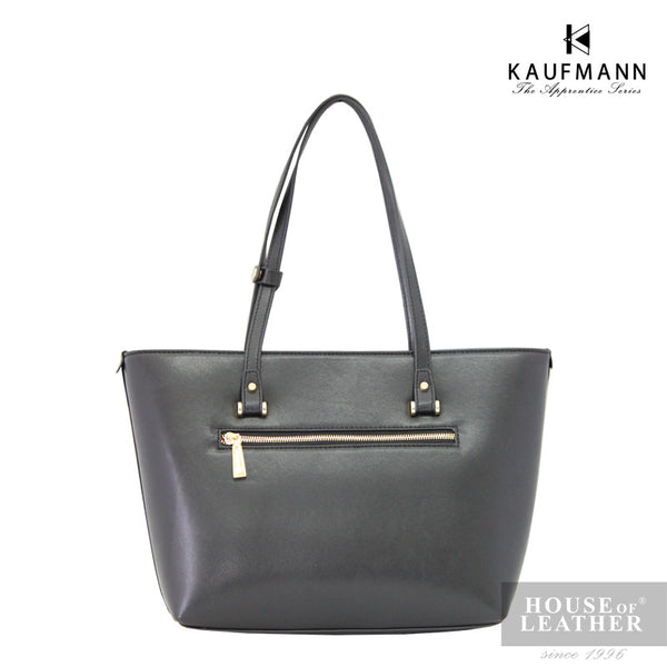 KAUFMANN Stacey KLB0009-4 Shoulder Bag - Black - Leatherhouse2u  - 2