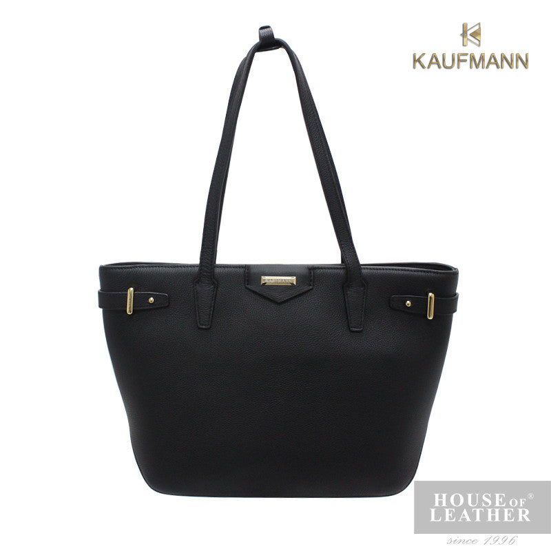 KAUFMANN KATE KLB0018 - 3 SHOULDER BAG - BLACK