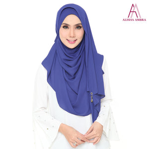 MISS ALISHA PREMIUM - Atlantic Blue - Leatherhouse2u  - 1