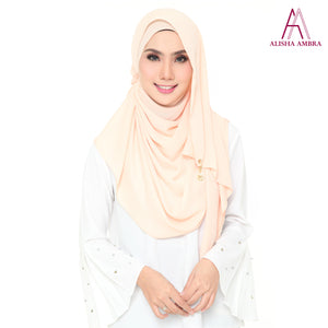 MISS ALISHA PREMIUM - Cream - Leatherhouse2u  - 1