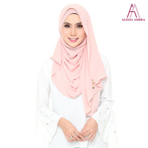 MISS ALISHA PREMIUM - Earth Pink - Leatherhouse2u  - 1