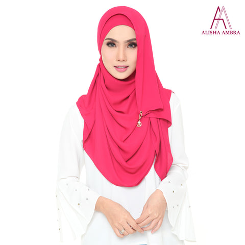 MISS ALISHA PREMIUM - Fuschia - Leatherhouse2u  - 1