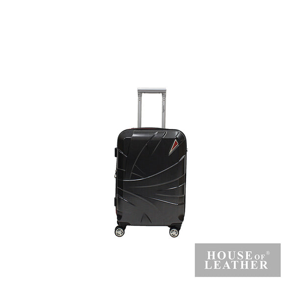 HUGOVEL WINTON H12 EXP SPINNER TROLLEY CASE - Black