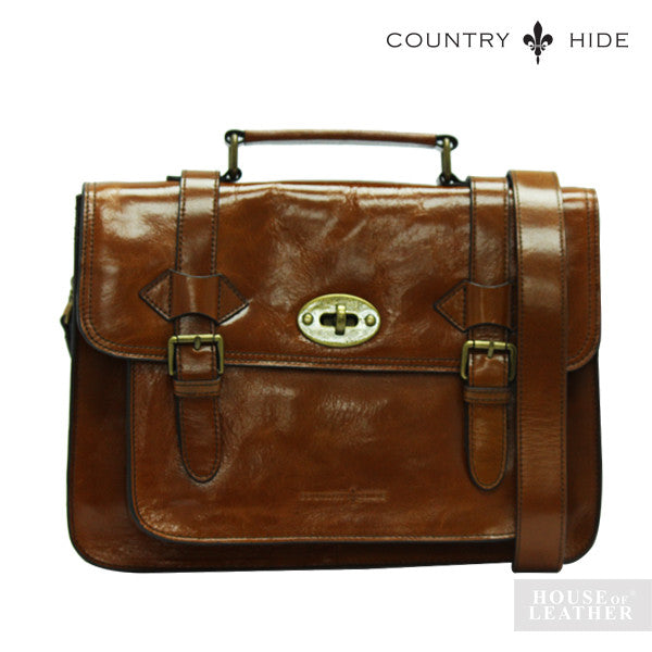 COUNTRY HIDE CHARLES TC2291M1-CF SLING BAG