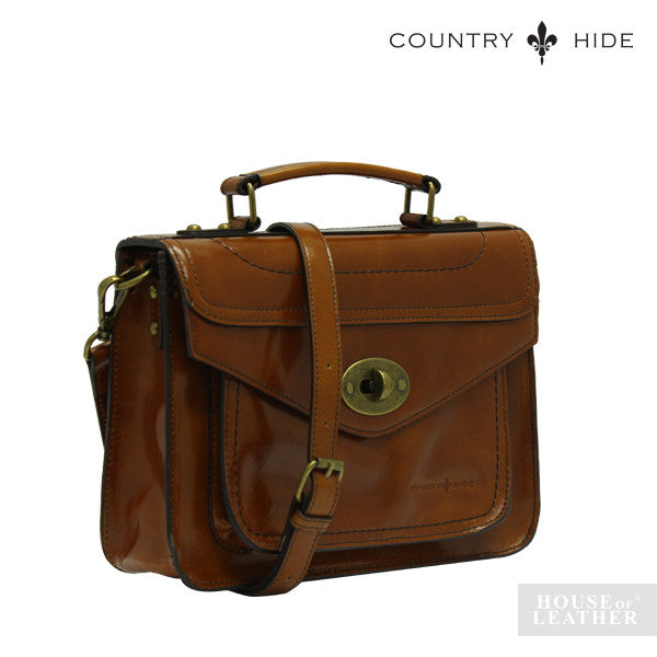 COUNTRY HIDE CHARLES TC2583M1-YE SLING BAG