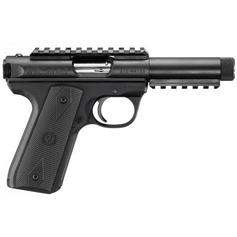 Ruger 22/45 Mark III Pistol with Scope Rail