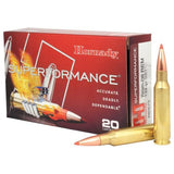 Hornady Superformance SST 7mm-08 Rem Ammunition