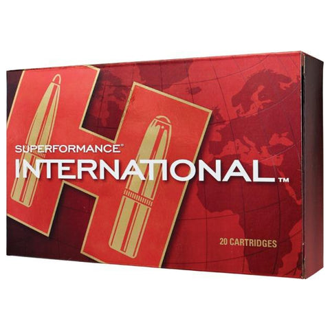Hornady Superformance International GMX 7x64mm Ammunition