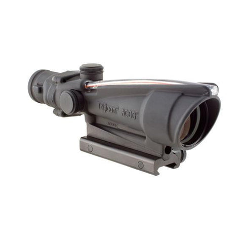 Trijicon ACOG 3.5x35 Scope with Dual Illuminated Chevron BAC