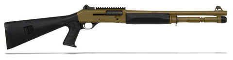 Benelli M4 Tactical Shotgunn Cerakote Field Drab