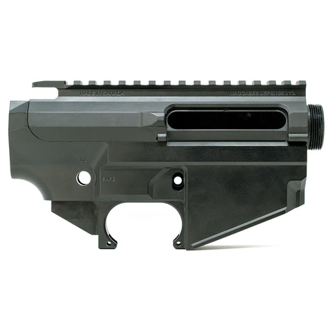 Maccabee Defense SLR-MultiCal Stripped Upper and Lower Receiver Set
